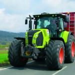 Les ventes de tracteurs progressent de 16 % sur les 8 premiers mois de 2012