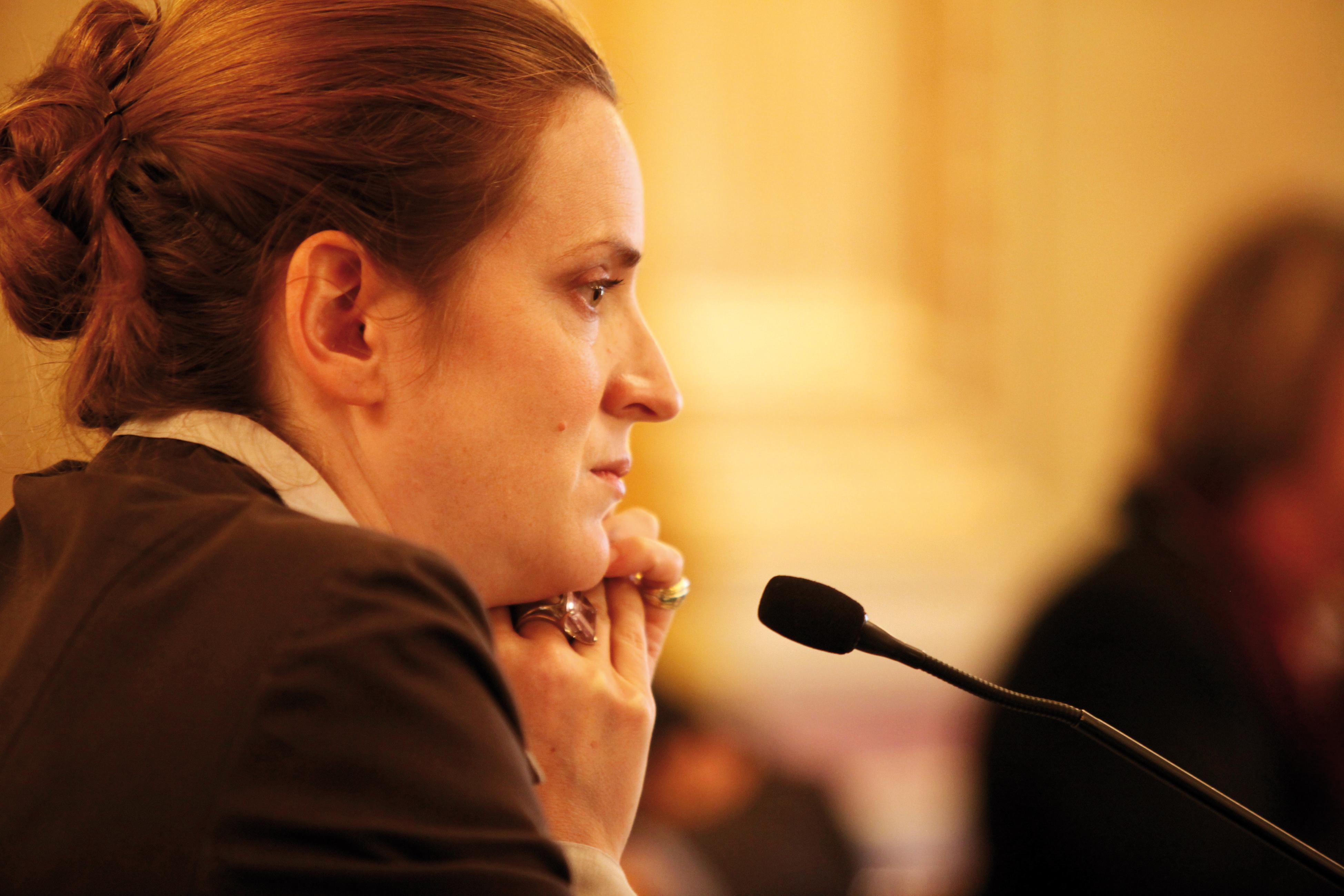 La ministre de l'écologie Nathalie Kosciusko-Morizet a mené une contre-attaque, sitôt la décision du conseil d'Etat connue.