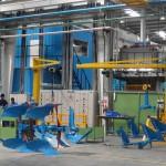 L'usine bénéficie d'une surface de 4000 m²