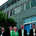 Un nouveau centre SAV & pièces Claas vient également d'être inauguré en Chine