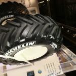 Michelin : Un pneu de 2,32 m pour très fortes puissances