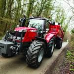 Massey Ferguson lance la série 6600 à 4 cylindres