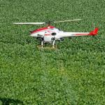 Des drones capables de pulvériser et de semer !
