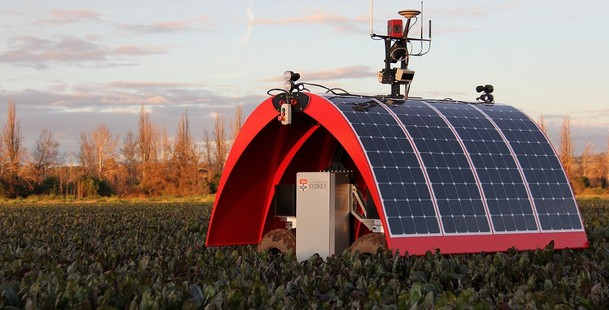 Le marche de la robotique agricole serait nettement dynamisé d'ici 5 ans