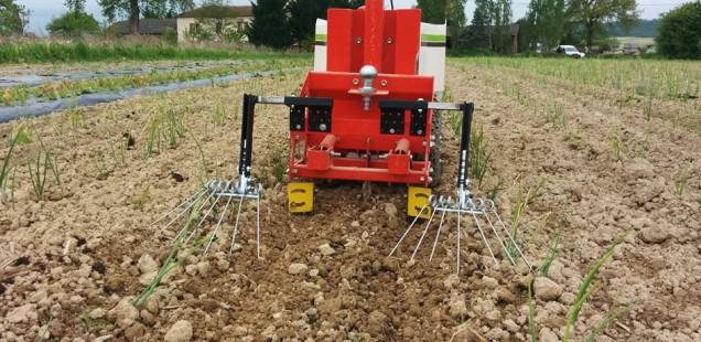 Appel à candidatures pour un concours de robotique agricole