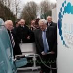 La première station-service à hydrogène a été inaugurée !