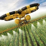 Les drones désormais «autorisés» à pulvériser des produits phytosanitaires en France