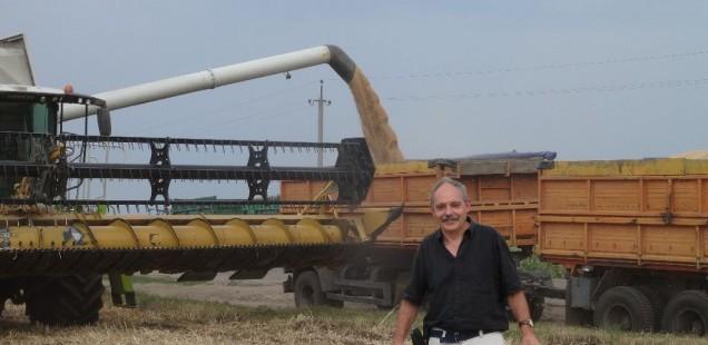 «Etats-Unis: Une agriculture tournée vers l'exportation», par Christophe Dequidt