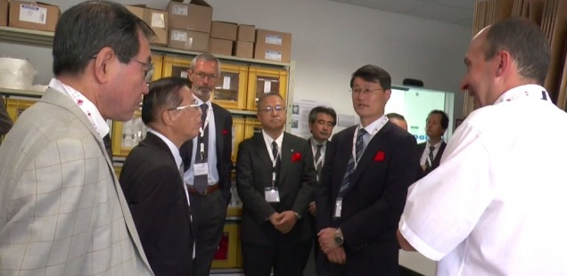 Léon Lenglin (Philagro) : «Les Japonais sont séduits par le marché français»