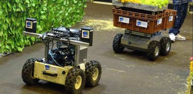 Le marché français des robots est à ne pas sous estimer !