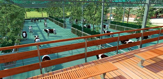 Un projet pour raviver l'utopie d'une agriculture urbaine auto-suffisante ?