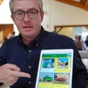 Flipagri : Un carnet de bord numérique pour l'entretien des machines