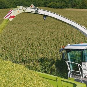 Claas met en place trois fermes pilotes pour éprouver la technologie Shredlage