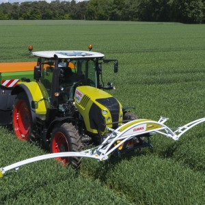 Comment fonctionne le Crop Sensor de Claas ?