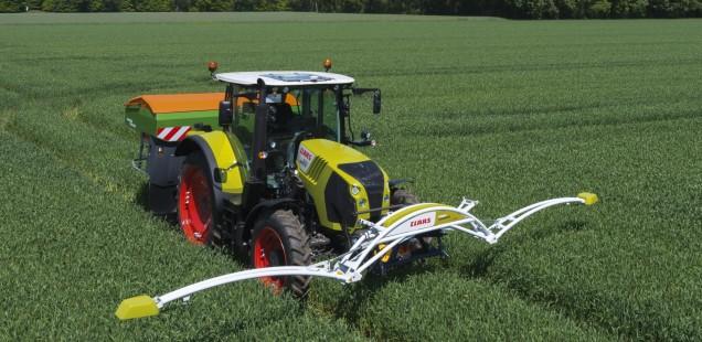 Comment fonctionne le Crop Sensor de Claas ?