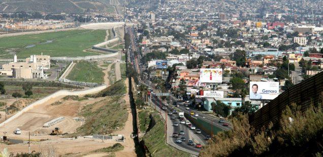 Les agriculteurs américains, victimes collatérales du mur frontalier avec le Mexique ?