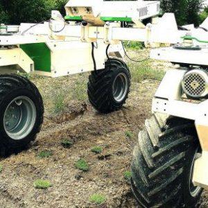 Naïo Technologies : Une dizaine de robots Dino seront distribués cette année