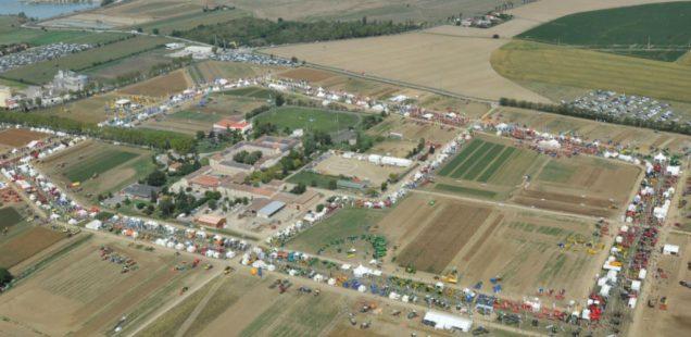 Innov-Agri 2017 augmente sa surface d'exposition