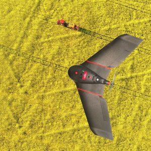 Les drones SenseFly changent de mains pour le secteur agricole