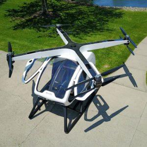 Cet hélicoptère pourrait remplacer les quads dans les exploitations !