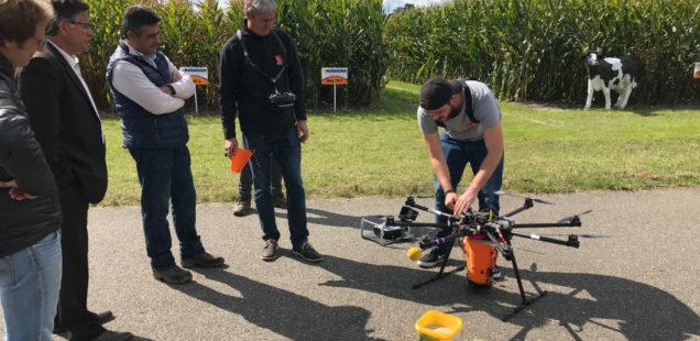 Patrice Rosier (Reflet du monde) : «Nous croyons à l'autonomie des agriculteurs avec les drones»