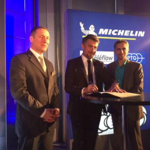 Michelin annonce une double acquisition
