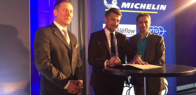 Michelin annonce une double acquisition
