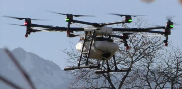 Dji : un nouveau drone agricole, mais déjà obsolète pour le marché français ?
