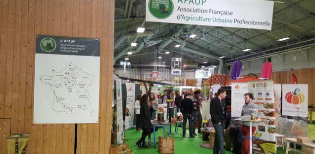 L'agriculture urbaine s'est faite sa place au Salon de l'Agriculture