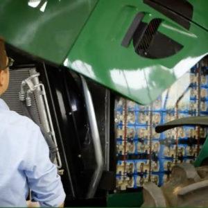 L'électrique a t-il réellement ses chances en agriculture ?