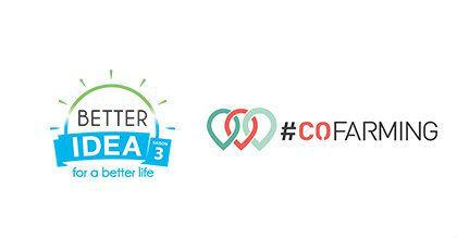 L'association #Cofarming partenaire du concours Better Idea