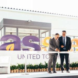 Maïsadour inaugure un centre R&D en Ukraine