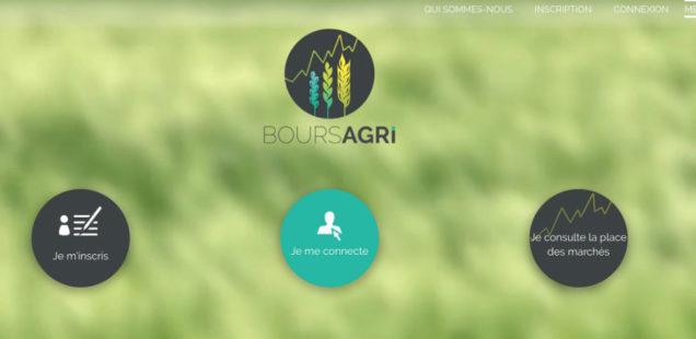 Boursagri.com : Quelle stratégie derrière le lancement de cette nouvelle plateforme ?