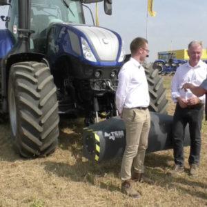Une nouvelle méthode de caractérisation des sols intégrée directement sur un tracteur !