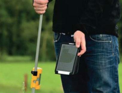 Un herbomètre connecté pour évaluer la taille de l'herbe des pâturages
