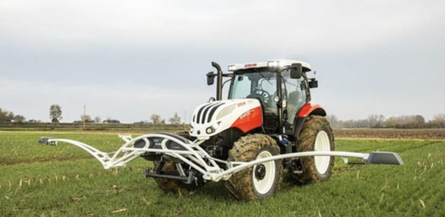 Un géant du machinisme lance une nouvelle marque pour l'agriculture de précision !