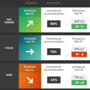 Captain Farmer : Une application mobile pour simplifier les décisions de vente des céréaliers