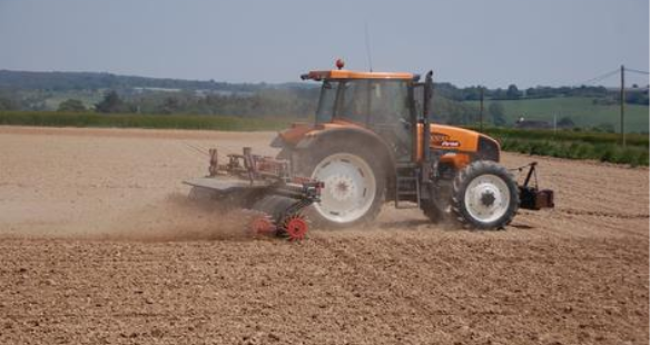 Glyphosate : Lancement d'un centre de ressources pour proposer des alternatives aux agriculteurs