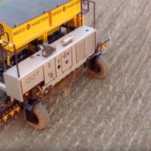 Un nouveau concept de machine autonome testé aux Etats-Unis