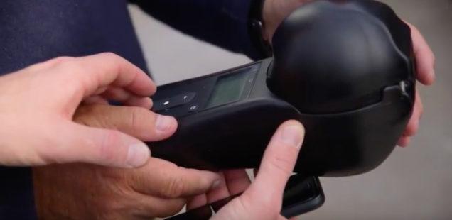 L'appareil de mesure portatif GrainSense disponible sur le marché français