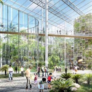 Une ferme verticale en intérieur va voir le jour dans la région de Shanghaï