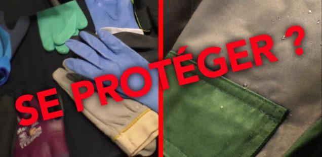 Faut il se protéger en appliquant des produits de biocontrôle ?