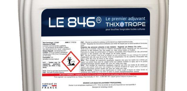 Fongicides : Un adjuvant pour réduire les doses de 50 % ?