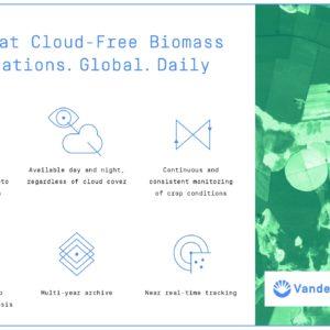 BASF Digital Farming s'associe à VanderSat