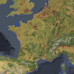 Annonce d'une nouvelle source de données d'occupation des sols !