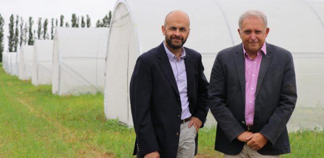 Deleplanque et Saaten-Union s'associent sur le marché français